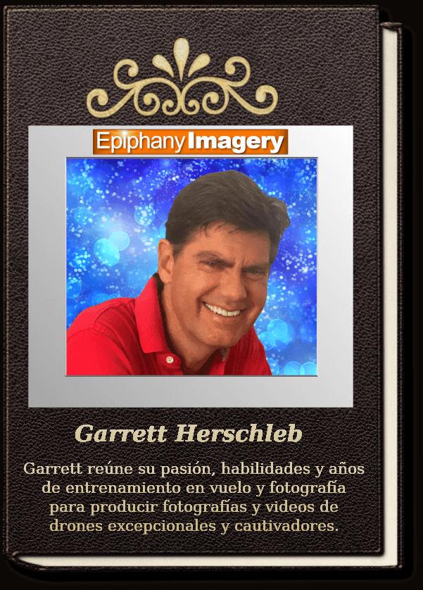 Garrett Bio Spanish