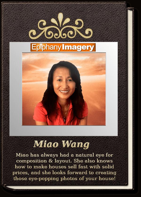 Miao Wang Bio Book